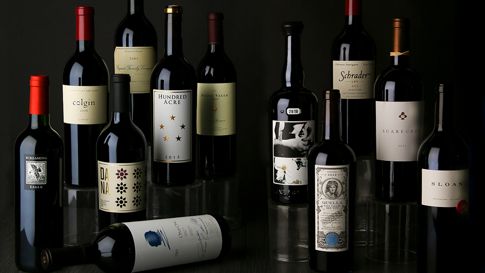 deliver wine