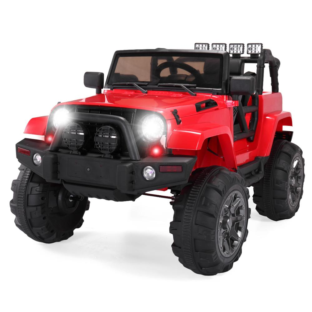 ride in jeep